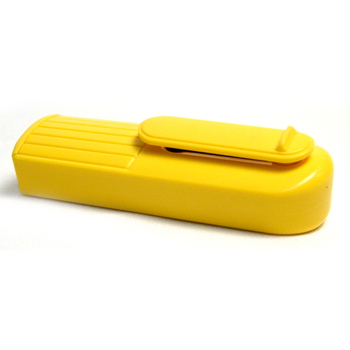 TIMBRE SELLO BOLSILLO PS-412 AMARILLO