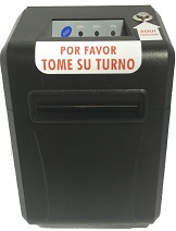 EMISOR DE TICKET ELECTRONICO
