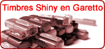 Timbres Shiny en Garetto